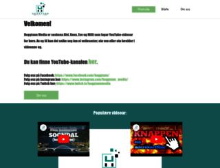hoggtann.com screenshot