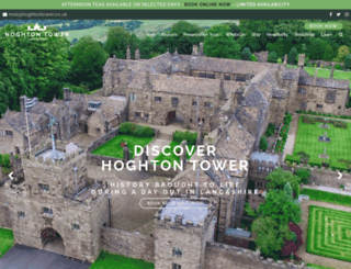 hoghtontower.co.uk screenshot