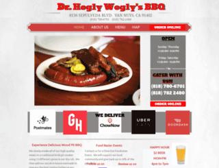 hoglywogly.com screenshot
