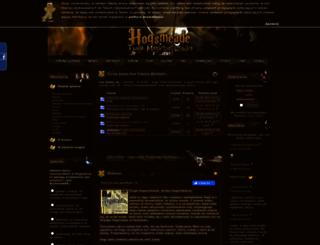 hogsmeade.pl screenshot