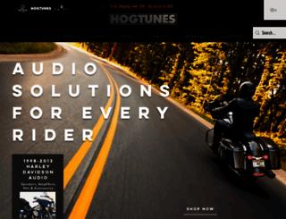 hogtunes.com screenshot