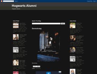 hogwartsalumni.blogspot.com screenshot