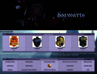 hogwartsgiocodiruolo.forumfree.it screenshot