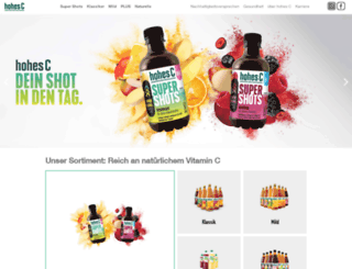 hohesc.de screenshot