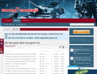 hoigamethu.com screenshot