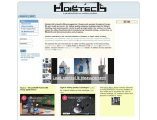 hoistech.hu screenshot