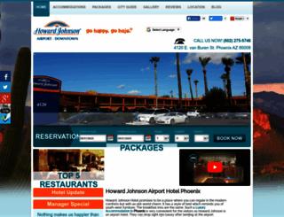 hojoairport.com screenshot