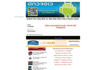hojopdx.intuitwebsites.com screenshot