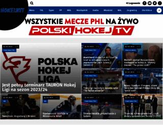 hokej.net screenshot