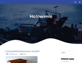 hol-man.pl screenshot