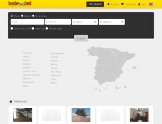 holaquetal.eu screenshot