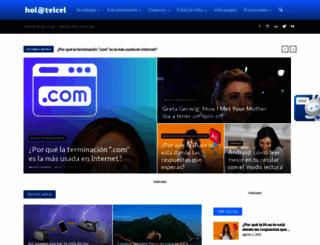 holatelcel.com screenshot