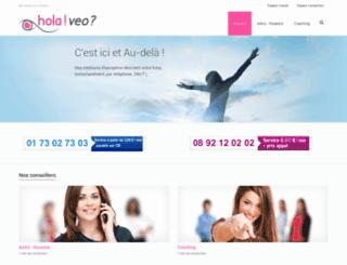holaveo.com screenshot
