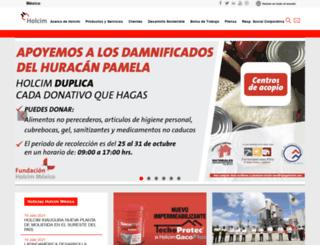 holcimapasco.com screenshot