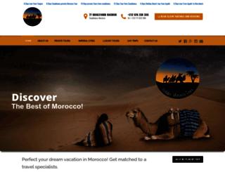 holiday-morocco-tours.com screenshot