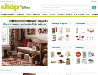 holiday.bhg.com screenshot