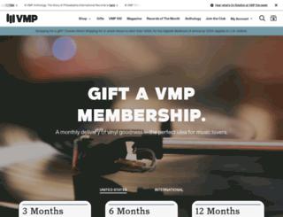 holiday.vinylmeplease.com screenshot