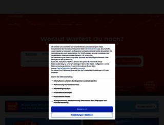 holidaycheck.de screenshot