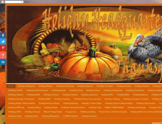 holidayheadquarter.blogspot.com screenshot