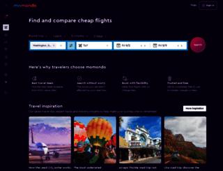 holidayhomes.momondo.ru screenshot