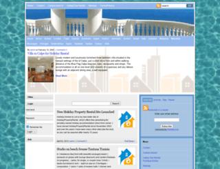 holidaypropertyrental.com screenshot