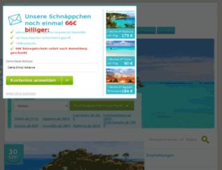 holidayreporter.de screenshot