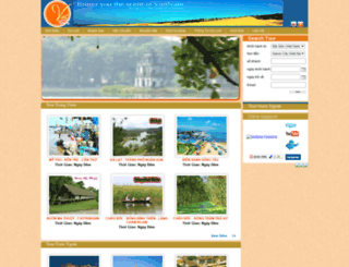 holidaysvn.com screenshot