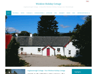 holidaywicklow.com screenshot