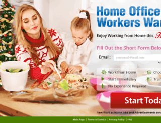 holidayworker.info screenshot