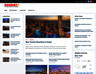 holidayyp.com screenshot
