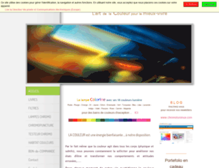 holista-realisations.com screenshot