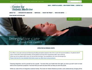 holistic-medicine.com screenshot