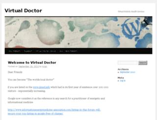 holistichealth-quantumdoctor.com screenshot