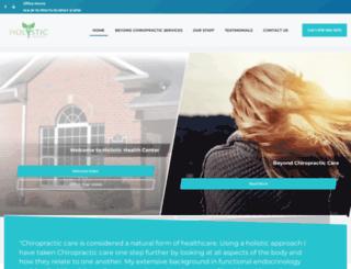 holistichealthga.com screenshot