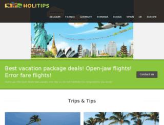 holitips.com screenshot