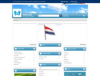 holland.yurls.net screenshot