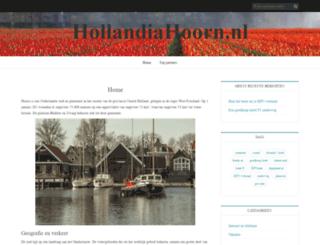 hollandia-hoorn.nl screenshot