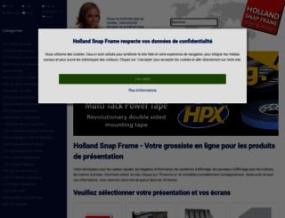 hollandsnapframe.fr screenshot