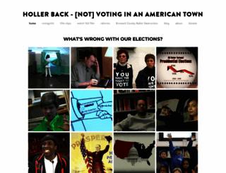 hollerbackfilm.com screenshot