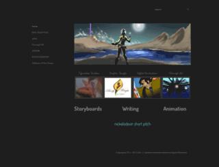 hollimanportfolio.weebly.com screenshot