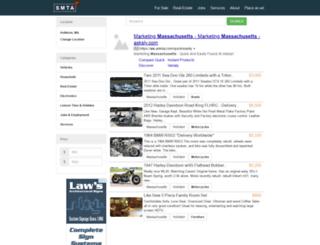 holliston.showmethead.com screenshot