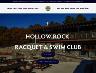 hollowrock.com screenshot