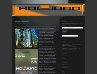 hollundindustrial.wordpress.com screenshot