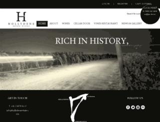 holly-dene-estate.myshopify.com screenshot