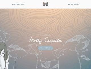 hollycupala.com screenshot