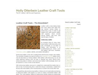 hollyotterbein.com screenshot