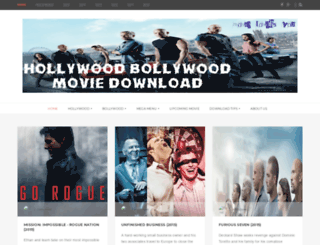 hollywood-bollywood-movie-download.blogspot.com screenshot