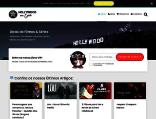 hollywoodemcena.com screenshot
