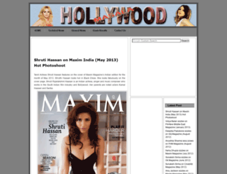 hollywoodpwn.blogspot.com screenshot