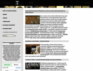 holocaust.cz screenshot